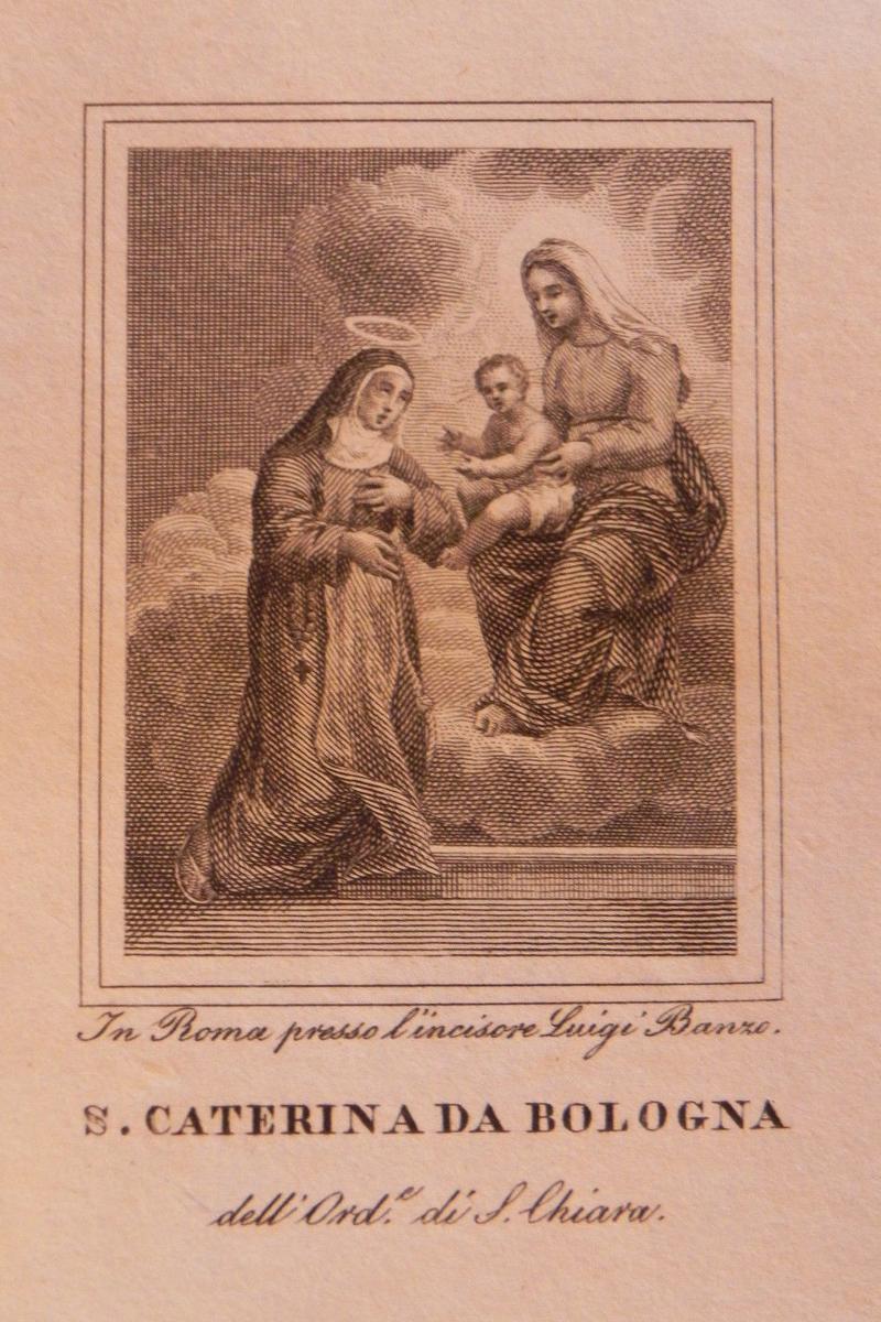 Processione di Santa Caterina De' Vigri